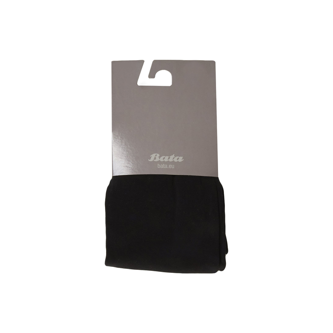 pančuchy bata, čierna, 919-6320 - 13