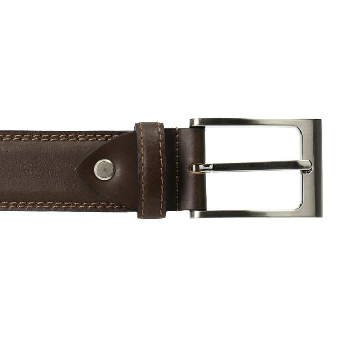 Pánsky opasok bata, hnedá, 954-4828 - 26