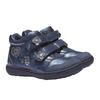 Farebné tenisky mini-b, modrá, 221-9141 - 26