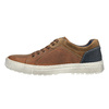 Pánske kožené tenisky bata, hnedá, 826-3651 - 26