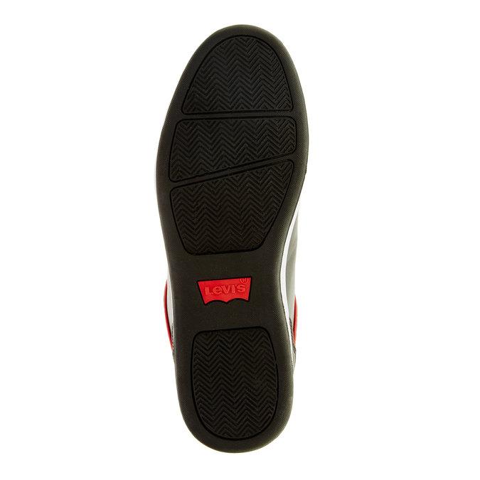 Pánske tenisky levis, čierna, 841-6551 - 26