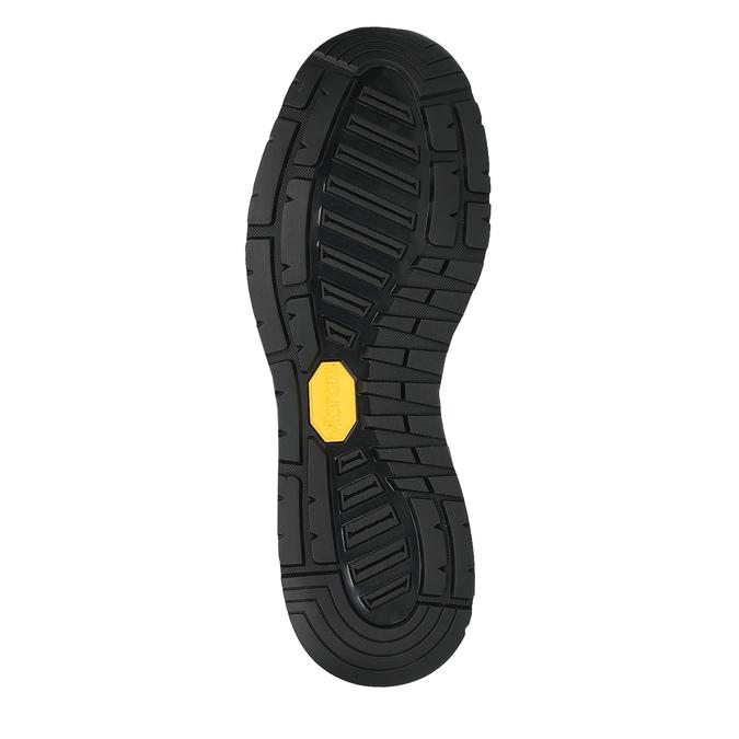 Pracovná obuv BRIGHT 020 S1P SRC bata-industrials, modrá, 849-9629 - 26