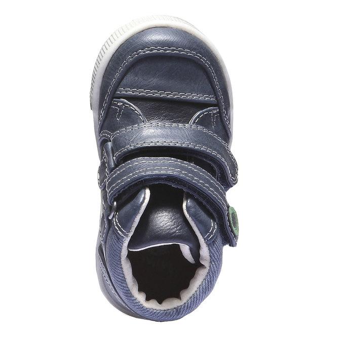 Detské tenisky mini-b, modrá, 111-9100 - 19