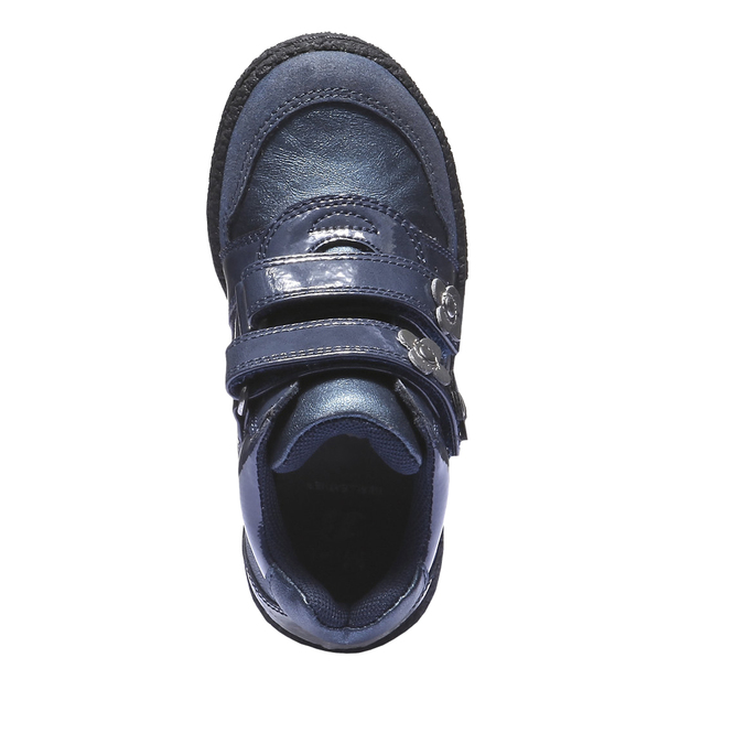 Farebné tenisky mini-b, modrá, 221-9141 - 19