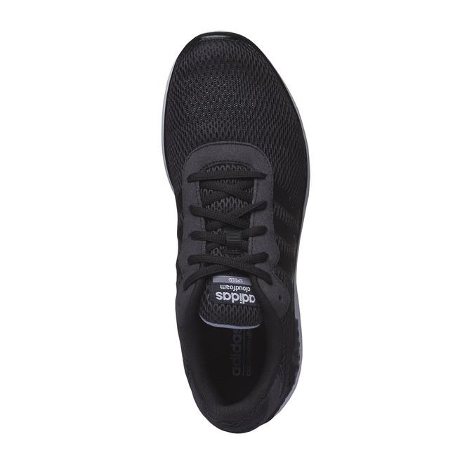 Pánske športové tenisky adidas, čierna, 809-6117 - 19