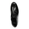 Dámské kožené poltopánky k členkom bata, čierna, 598-6601 - 19