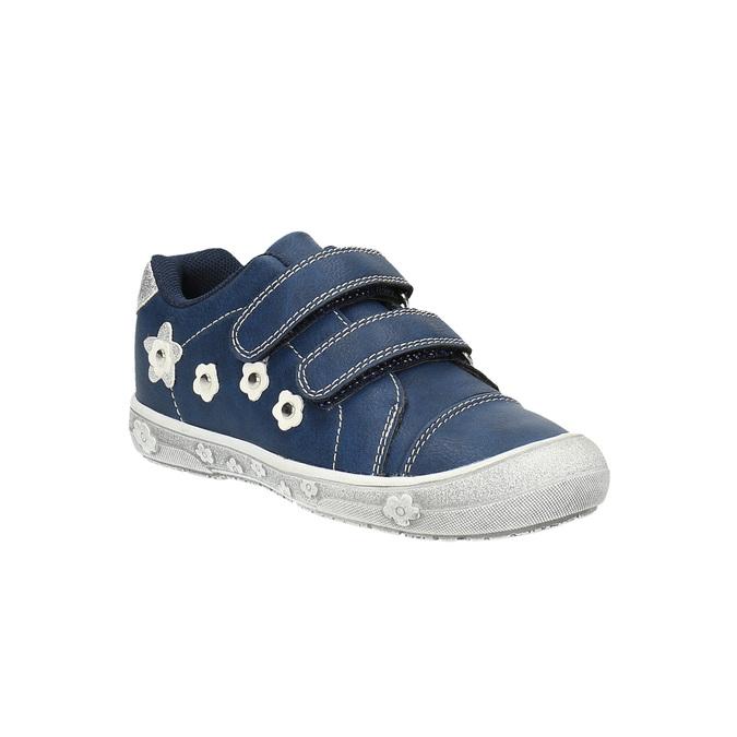 Detské tenisky mini-b, modrá, 221-9602 - 13