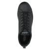 Pánske čierne tenisky adidas, čierna, 801-6144 - 19