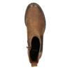 Dámska členková obuv bata, hnedá, 696-4606 - 19