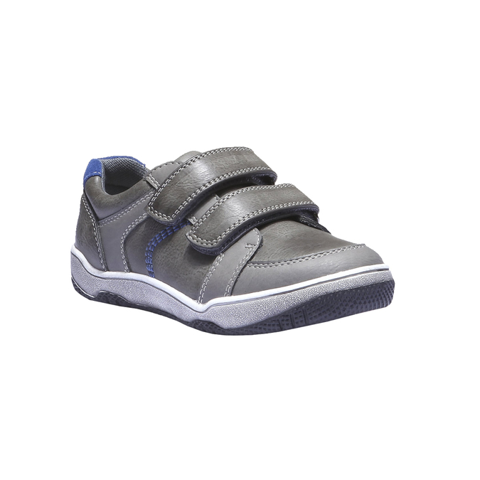 Tenisky na suchý zips mini-b, šedá, 311-2119 - 13