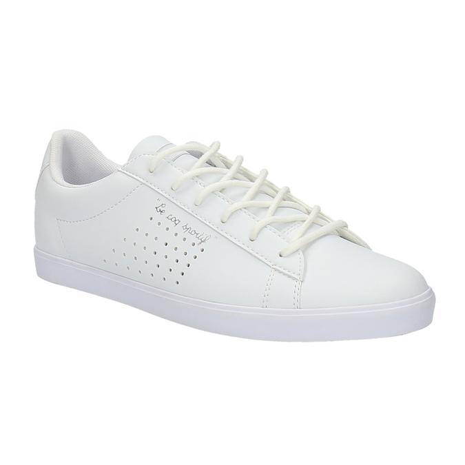 Dámske biele tenisky le-coq-sportif, biela, 501-1438 - 13