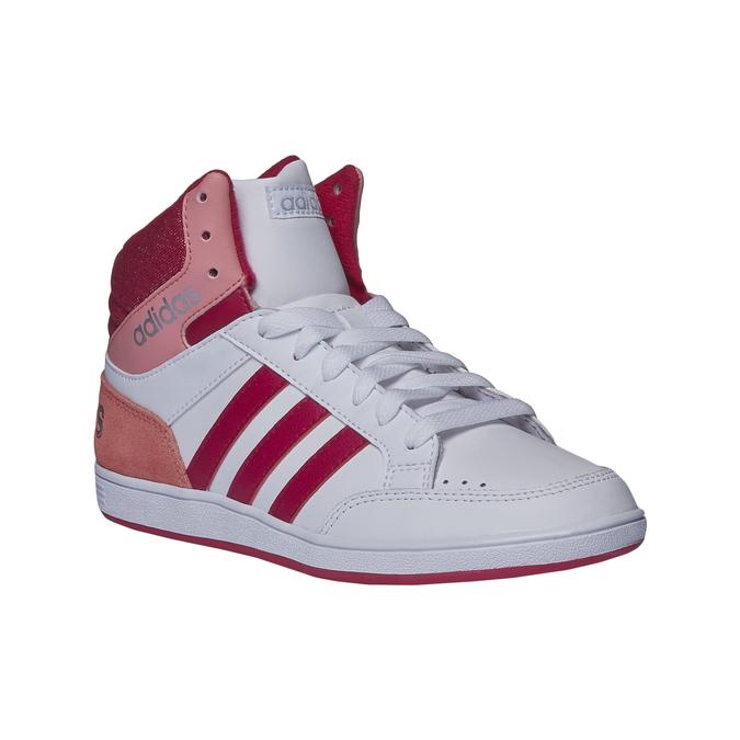 Detské členkové tenisky adidas, biela, 401-1204 - 13