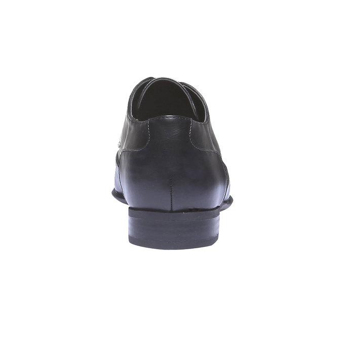 Dámske poltopánky bata, čierna, 521-6103 - 17