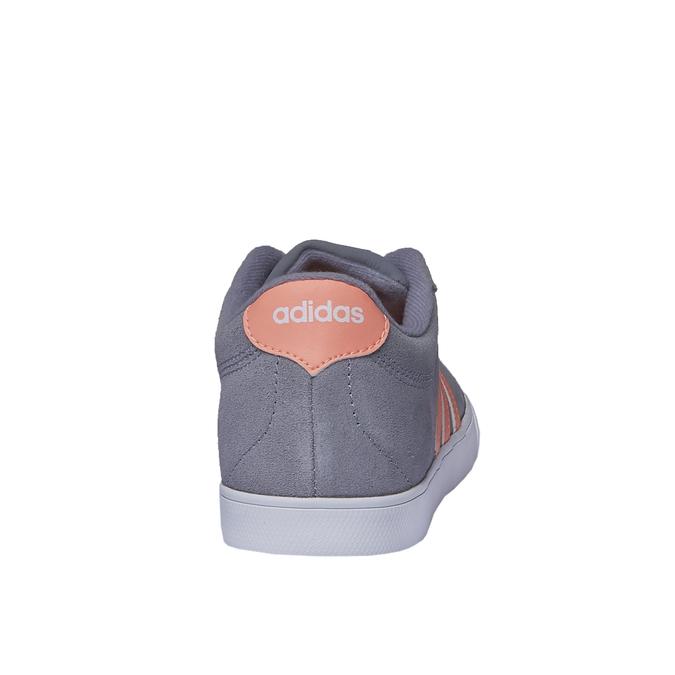 Ležérne kožené tenisky adidas, šedá, 503-2685 - 17