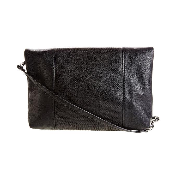 Crossbody kabelka so strapcom bata, čierna, 961-6777 - 26