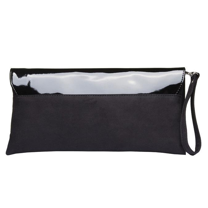 Dámska listová kabelka bata, čierna, 969-6313 - 26