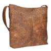 Priestorná kabelka s dlhým uchom bata, hnedá, 961-3600 - 13