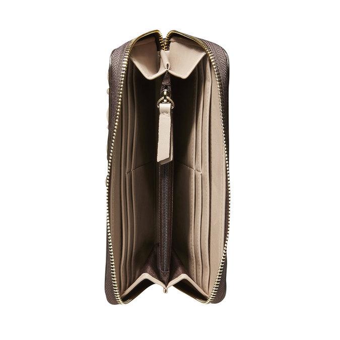 Dámska peňaženka bata, béžová, 941-8103 - 15