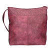 Vínová kabelka s dlhým uchom bata, červená, 961-5600 - 19