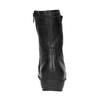 Kožená zimná obuv dámska bata, čierna, 594-6269 - 17