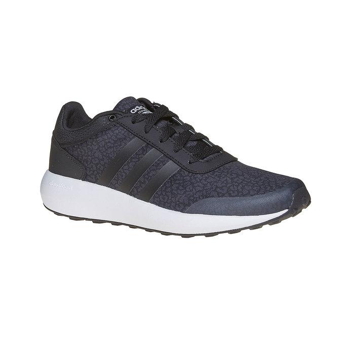 Čierne športové tenisky adidas, čierna, 509-6922 - 13