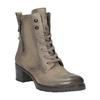 Dámska členková obuv bata, šedá, 696-2604 - 13