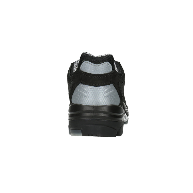 Pánska pracovná obuv VIT521 S1P SRC bata-industrials, čierna, 846-6614 - 17