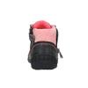Detská členková obuv bubblegummer, šedá, 121-2611 - 17