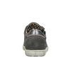 Detské kožené tenisky mini-b, šedá, 323-2170 - 17