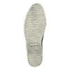 Kožené Slip-on s hadím vzorom bata, šedá, 526-2606 - 26