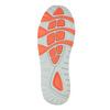 Pánske tenisky na výraznej podrážke bata, modrá, 841-9601 - 26