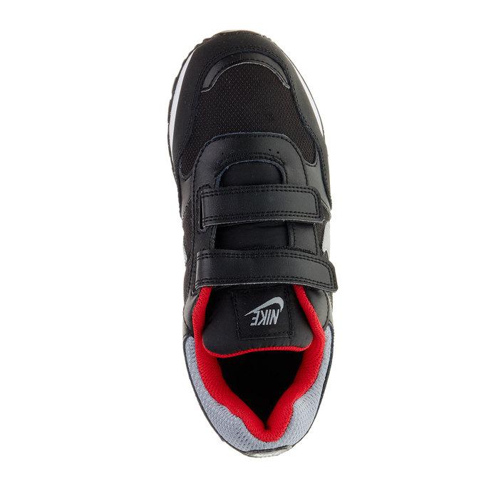 Detská športová obuv nike, čierna, 303-6132 - 19