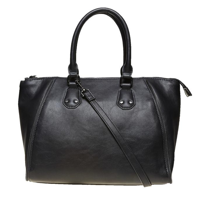 Elegantná dámska kabelka bata, čierna, 961-6666 - 26