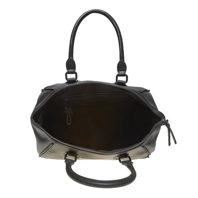 Elegantná dámska kabelka bata, čierna, 961-6666 - 15