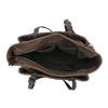 Hnedá dámska kabelka bata, šedá, 961-2123 - 15