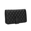 Dámska prešívaná peňaženka bata, čierna, 941-6135 - 13