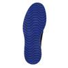 Pánska obuv v štýle Chukka Boots bata, modrá, 893-9652 - 26