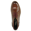 Kožené členkové poltopánky bata, hnedá, 894-4646 - 19