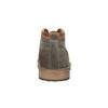 Kožené pánske Chukka Boots bata, hnedá, 893-3652 - 17