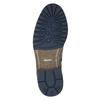 Pánska členková obuv bata, šedá, 893-2651 - 26