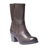 Kožená zimná obuv bata, hnedá, 794-4259 - 13