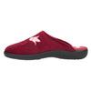Dámska domáca obuv s výšivkou bata, červená, 579-5603 - 26