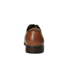 Pánske ležérne poltopánky bata, hnedá, 821-3600 - 17