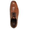 Pánske ležérne poltopánky bata, hnedá, 821-3600 - 19