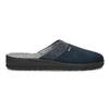 Pánska domáca obuv bata, modrá, 879-9600 - 19