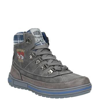Detská členková obuv mini-b, šedá, 491-2651 - 13