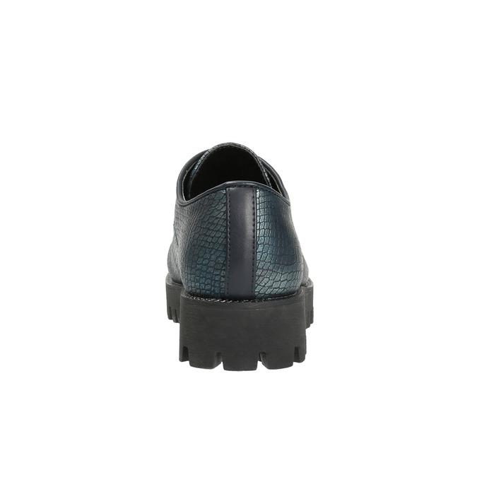 Dámske poltopánky bata, 521-9600 - 17