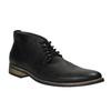 Pánska členková obuv čierna bata, čierna, 891-6600 - 13