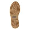 Kožená dámska obuv weinbrenner, hnedá, 596-8629 - 26