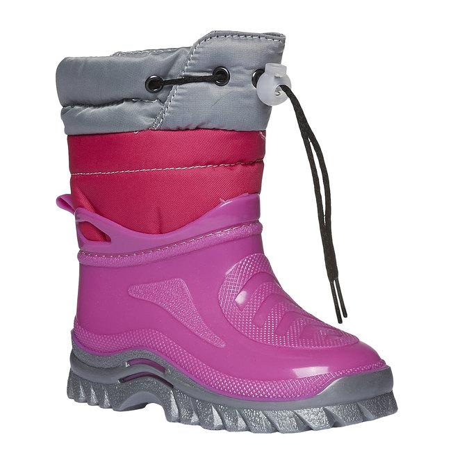 Detská obuv mini-b, červená, 292-5100 - 13